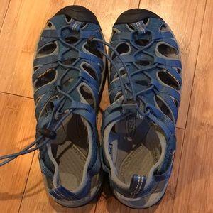 23307e4575ab Keen Shoes - Keen Waterproof 💦 Hiking Sandal EUC!
